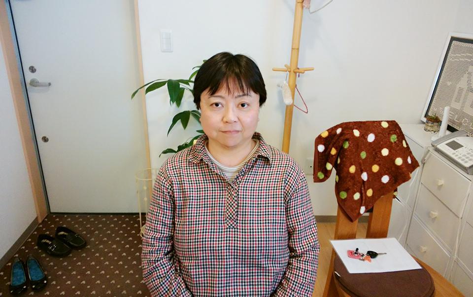 伊藤君恵さん写真